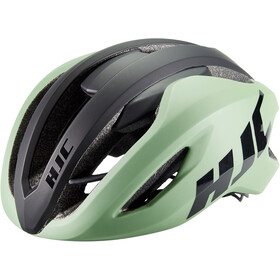 HJC Valeco Road Helmet matt gloss olive black